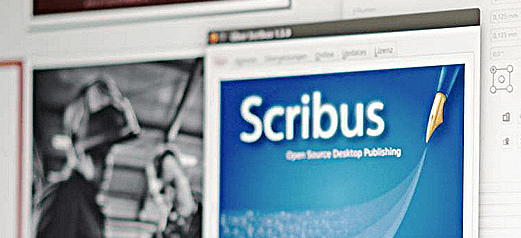 Scribus – Open Source Desktop Publishing