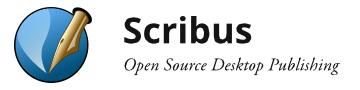 Scribus, herramienta de maquetación